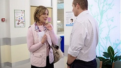 Alice Wells, Toadie Rebecchi in Neighbours Episode 7978