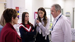 Susan Kennedy, Bea Nilsson, Elly Conway, Karl Kennedy in Neighbours Episode 7978