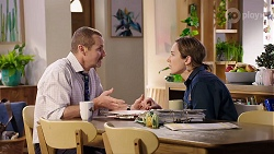 Toadie Rebecchi, Sonya Mitchell in Neighbours Episode 7978