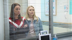 Bea Nilsson, Xanthe Canning in Neighbours Episode 7978