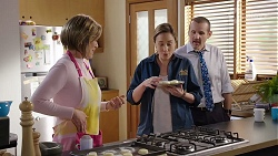 Alice Wells, Sonya Mitchell, Toadie Rebecchi in Neighbours Episode 7978