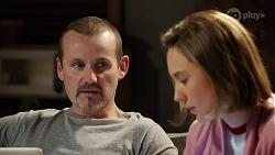 Toadie Rebecchi, Sonya Mitchell in Neighbours Episode 7979