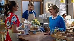 Dipi Rebecchi, Alice Wells in Neighbours Episode 7979