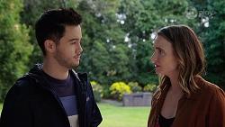 David Tanaka, Amy Williams in Neighbours Episode 7979