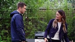Mark Brennan, Elly Conway in Neighbours Episode 7979