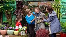 Nell Rebecchi, Alice Wells, Sonya Mitchell, Dipi Rebecchi in Neighbours Episode 7979