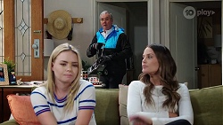 Karl Kennedy, Xanthe Canning, Elly Conway in Neighbours Episode 7979