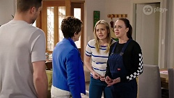 Mark Brennan, Susan Kennedy, Xanthe Canning, Bea Nilsson in Neighbours Episode 7980