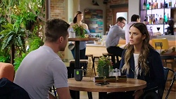 Mark Brennan, Elly Conway in Neighbours Episode 7980