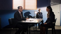 Detective Pete Shaw, Elly Conway in Neighbours Episode 7980