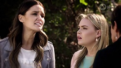 Elly Conway, Xanthe Canning in Neighbours Episode 7980
