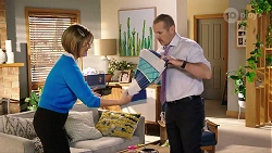 Alice Wells, Toadie Rebecchi in Neighbours Episode 7980
