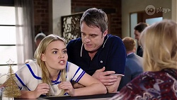 Xanthe Canning, Gary Canning, Sheila Canning in Neighbours Episode 7981