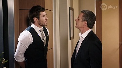 Ned Willis, Paul Robinson in Neighbours Episode 7981