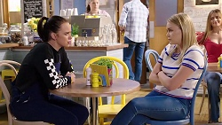 Bea Nilsson, Xanthe Canning in Neighbours Episode 7981