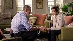 Toadie Rebecchi, Susan Kennedy in Neighbours Episode 7983