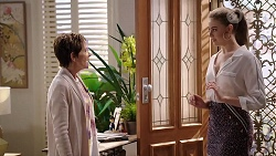 Susan Kennedy, Chloe Brennan in Neighbours Episode 7983