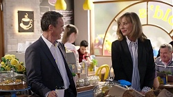 Paul Robinson, Jane Harris in Neighbours Episode 7983