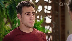 Aaron Brennan in Neighbours Episode 7983