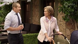 Toadie Rebecchi, Alice Wells in Neighbours Episode 7983
