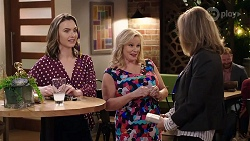 Amy Williams, Sheila Canning, Jane Harris in Neighbours Episode 7983