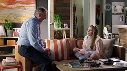 Karl Kennedy, Chloe Brennan in Neighbours Episode 7984