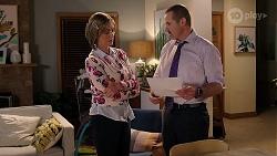 Alice Wells, Toadie Rebecchi in Neighbours Episode 7986