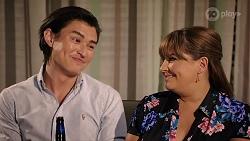 Leo Tanaka, Terese Willis in Neighbours Episode 7986