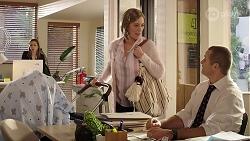 Piper Willis, Alice Wells, Toadie Rebecchi in Neighbours Episode 7986