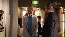 Jane Harris, Paul Robinson in Neighbours Episode 7987