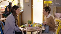 Elly Conway, Susan Kennedy in Neighbours Episode 7987
