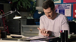 Mark Brennan in Neighbours Episode 7987