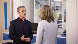 Paul Robinson, Jane Harris in Neighbours Episode 7987