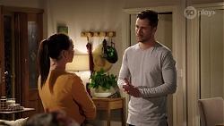 Bea Nilsson, Mark Brennan in Neighbours Episode 7987
