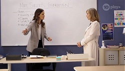 Elly Conway, Jane Harris in Neighbours Episode 7988