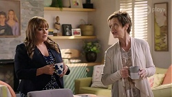 Terese Willis, Susan Kennedy in Neighbours Episode 7988