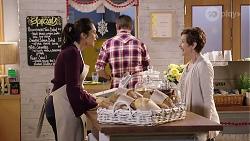 Dipi Rebecchi, Shane Rebecchi, Susan Kennedy in Neighbours Episode 7988