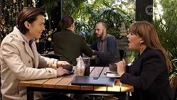 Leo Tanaka, Terese Willis in Neighbours Episode 7988