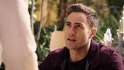 Aaron Brennan in Neighbours Episode 7988