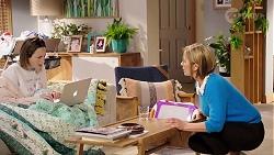Sonya Mitchell, Alice Wells in Neighbours Episode 7989