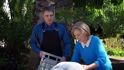 Gary Canning, Alice Wells in Neighbours Episode 7990