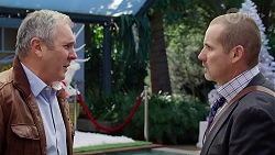 Karl Kennedy, Toadie Rebecchi in Neighbours Episode 7990