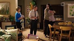 Alice Wells, Toadie Rebecchi, Shane Rebecchi, Dipi Rebecchi in Neighbours Episode 7991