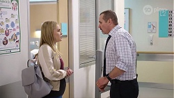 Xanthe Canning, Toadie Rebecchi in Neighbours Episode 7991