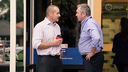 Toadie Rebecchi, Karl Kennedy in Neighbours Episode 7991