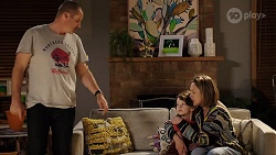 Toadie Rebecchi, Nell Rebecchi, Sonya Mitchell in Neighbours Episode 7992