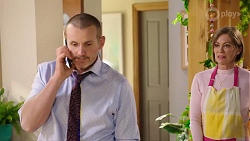 Toadie Rebecchi, Alice Wells in Neighbours Episode 7993