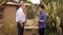 Toadie Rebecchi, David Tanaka in Neighbours Episode 7993
