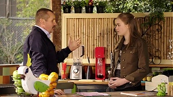 Toadie Rebecchi, Willow Bliss in Neighbours Episode 7994