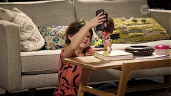 Nell Rebecchi in Neighbours Episode 7995